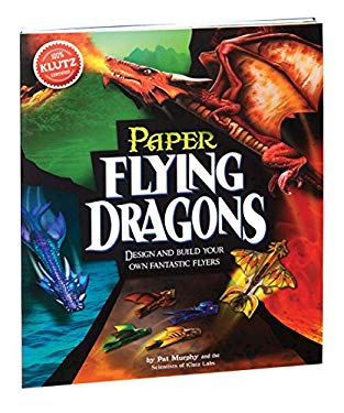Paper Flying Dragons 9780545449366