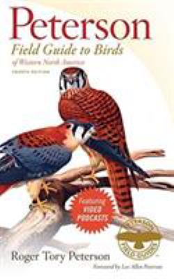 Peterson Field Guide to Birds of Western North America 9780547152707