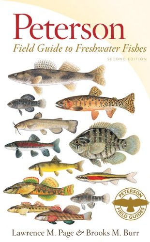 Peterson Field Guide to Freshwater Fishes of North America North of Mexico 9780547242064