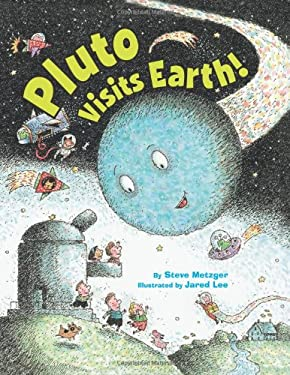 Pluto Visits Earth! 9780545249348