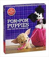 Klutz Pom-Pom Puppies: Make Your Own Adorable Dogs Craft Kit 21757363