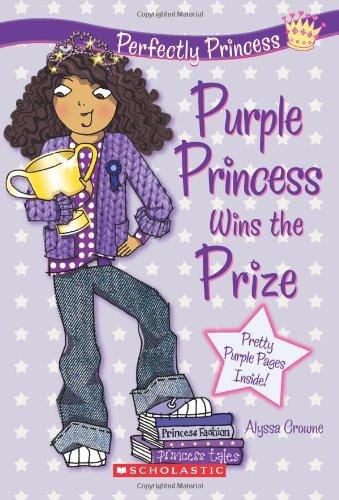 Purple Princess Wins the Prize 9780545211741