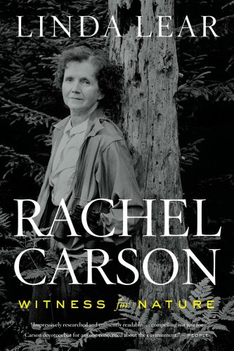 Rachel Carson: Witness for Nature 9780547238234