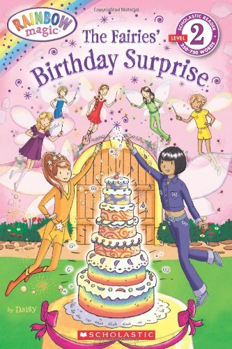 The Fairies' Birthday Surprise 9780545222921