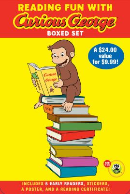 Reading Fun with Curious George Boxed Set