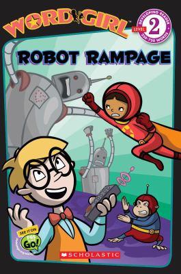 Robot Rampage 9780545114110