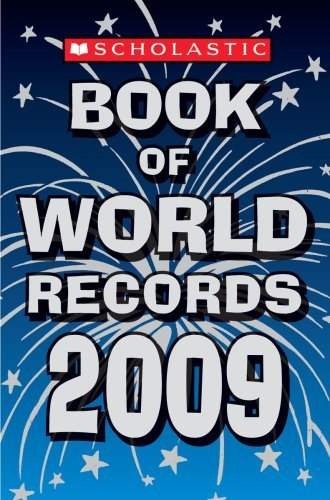 Scholastic Book of World Records 9780545082112