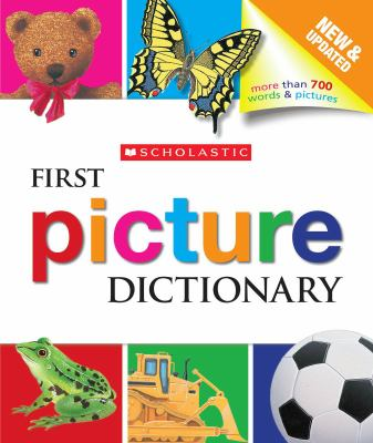 Scholastic First Picture Dictionary 9780545137690