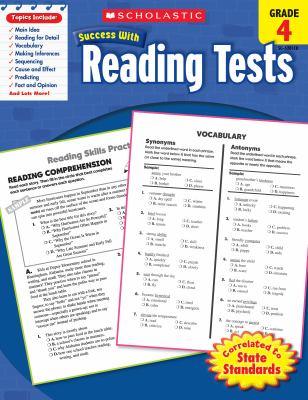 Reading Tests, Grade 4