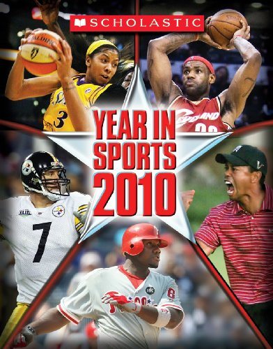 Scholastic Year in Sports 2010 9780545160612