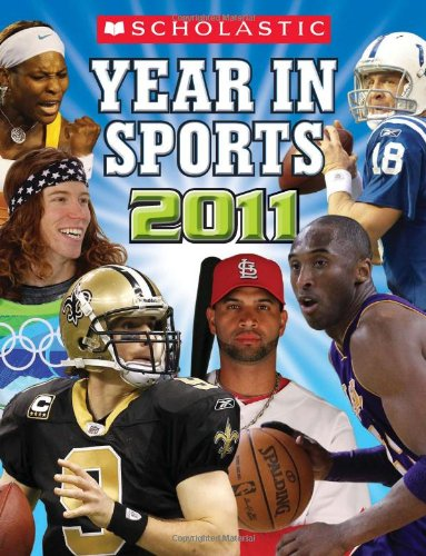 Scholastic Year in Sports 9780545237499