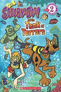 Scooby-Doo Reader #32: Tank of Terrors 9780545403184