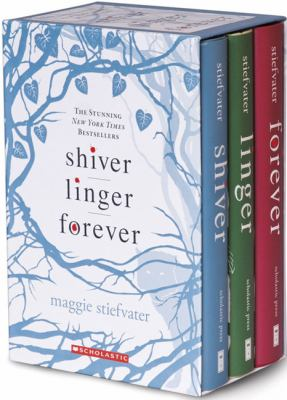 Shiver Trilogy Boxed Set 9780545326865