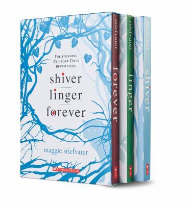 Shiver Trilogy: Paperback Boxed Set 9780545426640