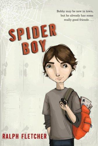 Spider Boy 9780547248202
