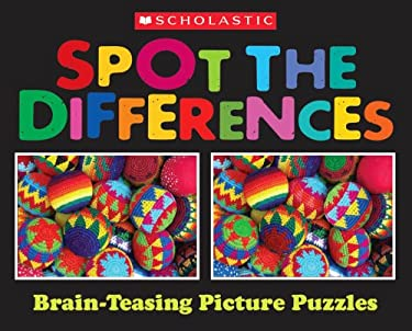 Spot the differences brain teasing picture puzzles