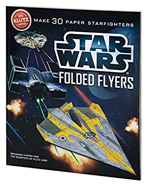 Star Wars Folded Flyers