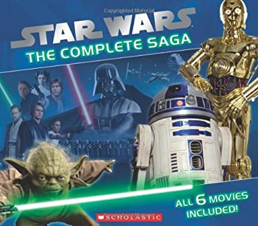 Star Wars: The Complete Saga 9780545356312