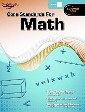 Core Standards for Math Grade 3 9780547878218