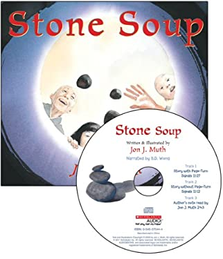 Stone Soup - Audio 9780545353946
