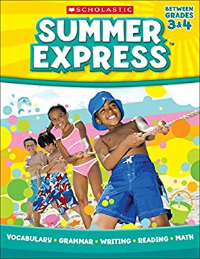 Summer Express, Between Grades 3 & 4 9780545226936