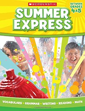 Summer Express, Between Grades 4 & 5 9780545226943