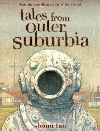 Tales from Outer Suburbia 9780545055871