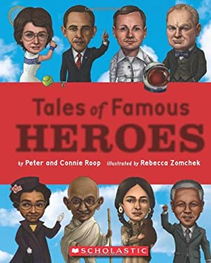 Tales of Famous Heroes 9780545237505