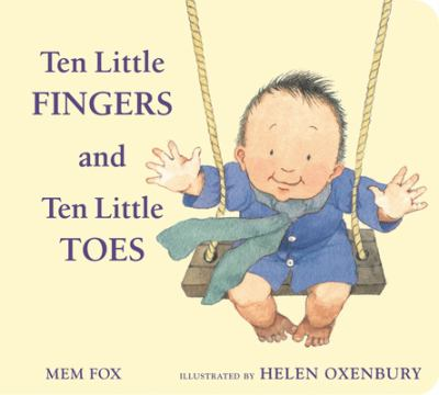 Ten Little Fingers and Ten Little Toes 9780547366203