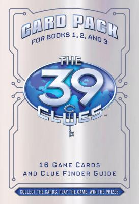 The 39 Clues Card Pack 1 Card Game 9780545083423