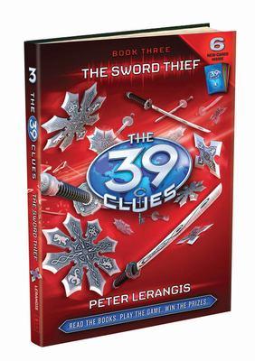 The Sword Thief 9780545060431