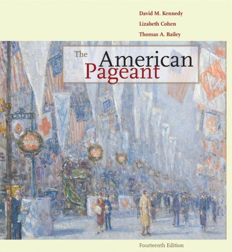 chapter 11 outline american pageant The american pageant, 11th edition textbook notes printer friendly here you will find ap us history notes for the american pageant chapter 11 - the triumphs.