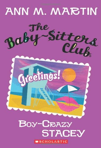 Boy-Crazy Stacey 9780545328173