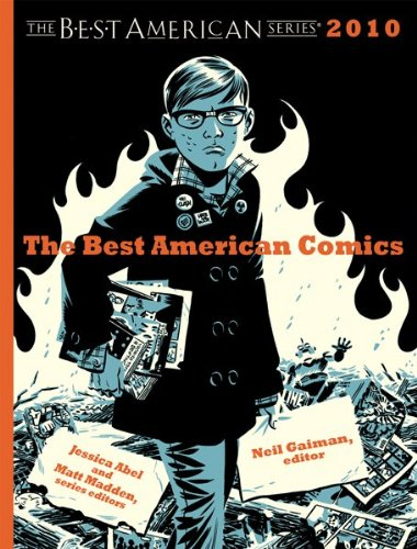 The Best American Comics 9780547241777