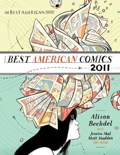 The Best American Comics 9780547333625