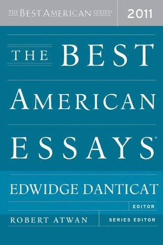 The Best American Essays 2011 9780547479774
