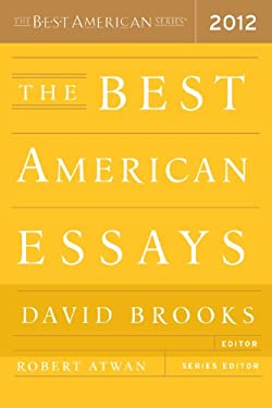 The Best American Essays 2012 9780547840093