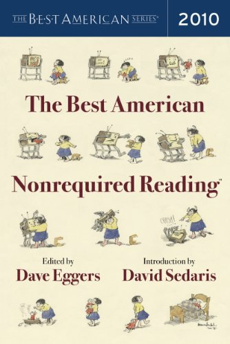 The Best American Nonrequired Reading 9780547241630