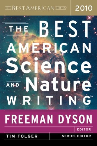 The Best American Science and Nature Writing 9780547327846