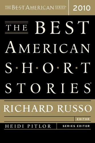 The Best American Short Stories 9780547055329