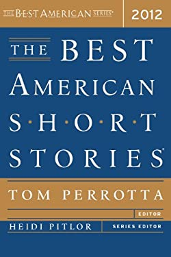 The Best American Short Stories 2012 9780547242095