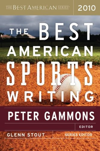 The Best American Sports Writing 9780547152486