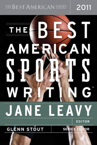 The Best American Sports Writing 9780547336961