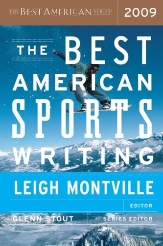 The Best American Sports Writing 9780547069715