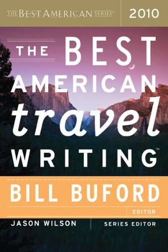 The Best American Travel Writing 9780547333359