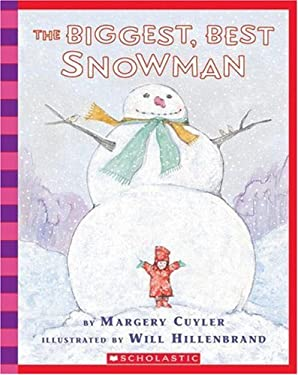 The Biggest, Best Snowman [With Paperback Book] 9780545014847