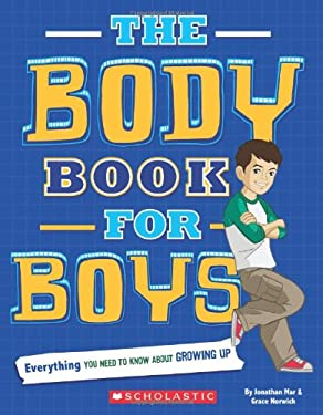 The Body Book for Boys 9780545237512