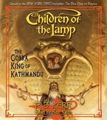 The Cobra King of Kathmandu 9780545052450