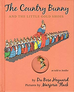The Country Bunny and the Little Gold Shoes [With Pendant] 9780547144184