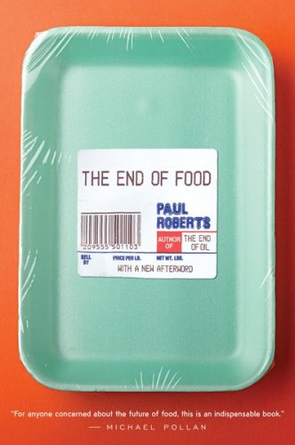 The End of Food 9780547085975